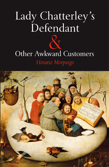 book cover: Lady Chatterley's Defendant & Other Awkward Customers